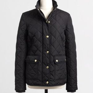 NWOT J.Crew Factory Quilted Puffer Jacket XS